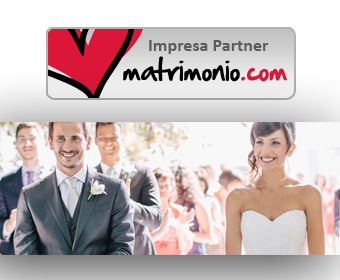 Siamo impresa partner di matrimonio.com